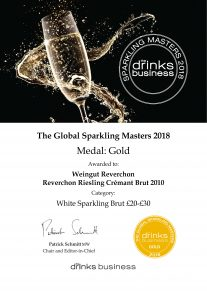 Global Sparkling Masters - Gold